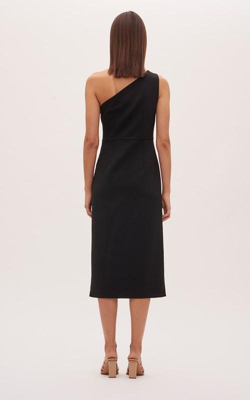 Dresses | BIAS FOLD WOOL DRESS