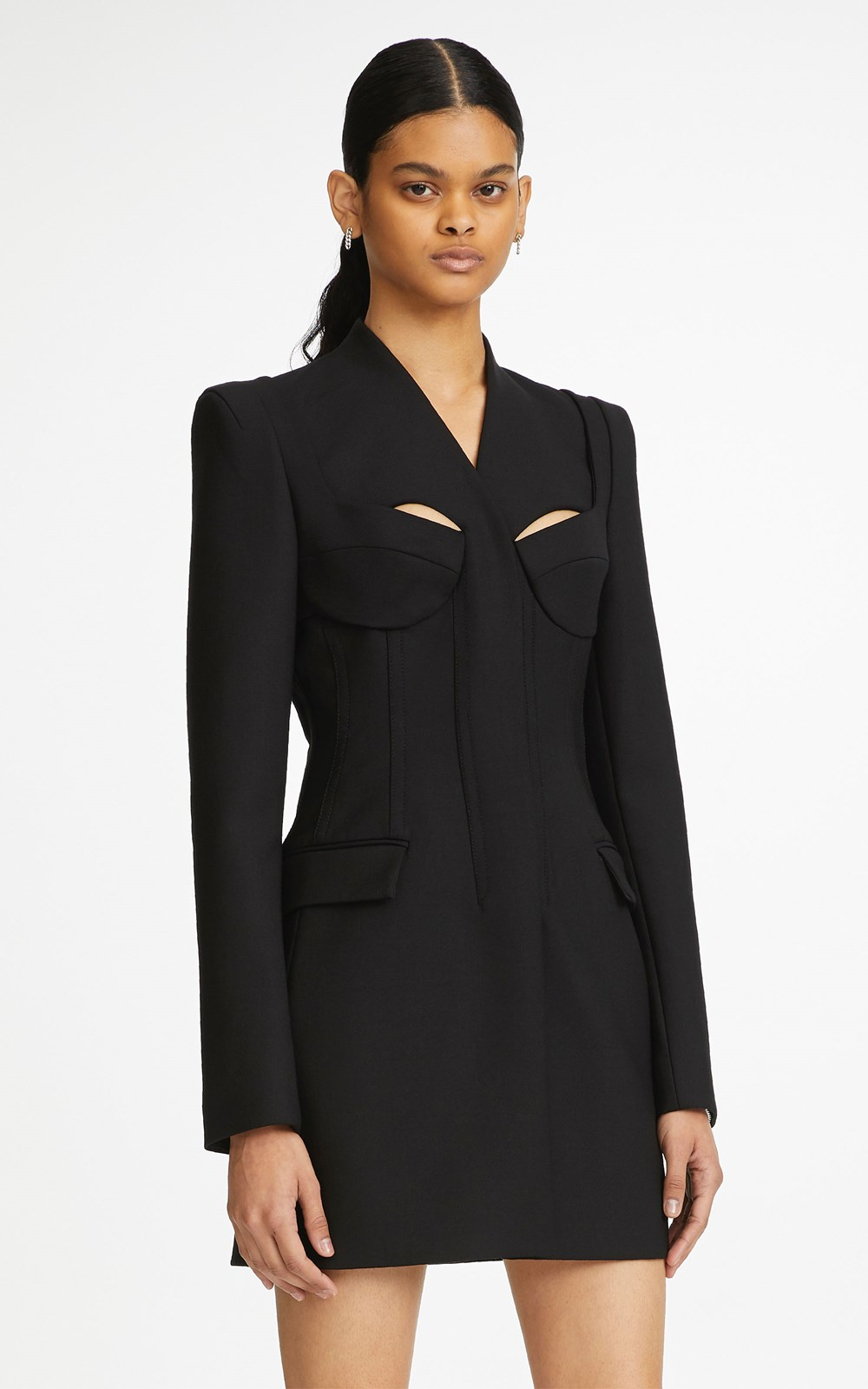 Dresses | TAILORED BRA BLAZER DRESS