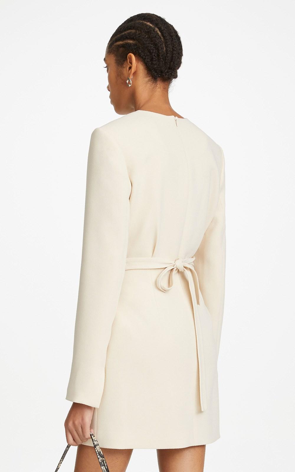 Dresses | MARLE TIE MINI DRESS