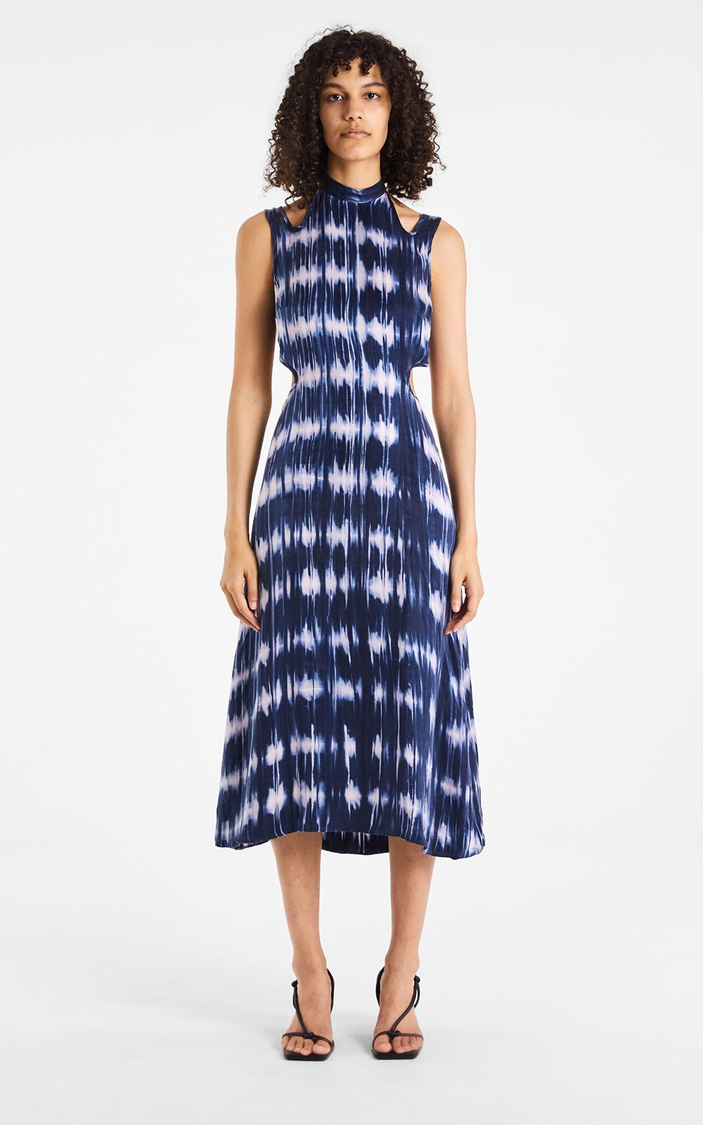 Dresses | SHIBORI TIE DRESS