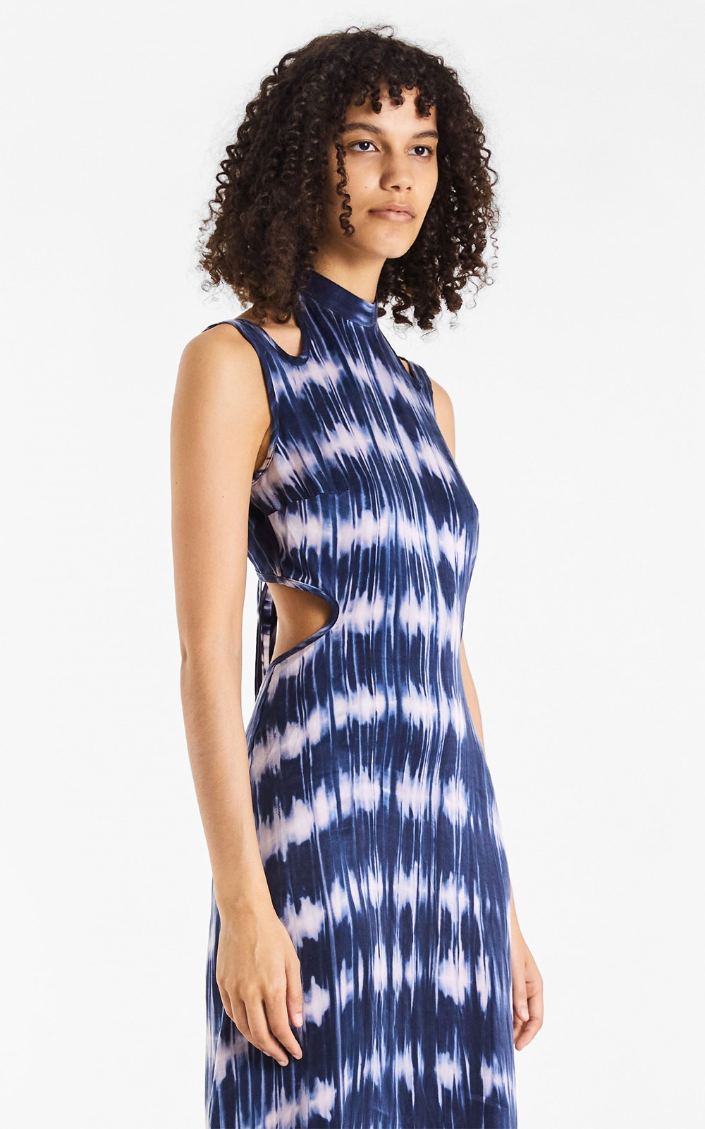 Dresses | SHIBORI TIE DRESS
