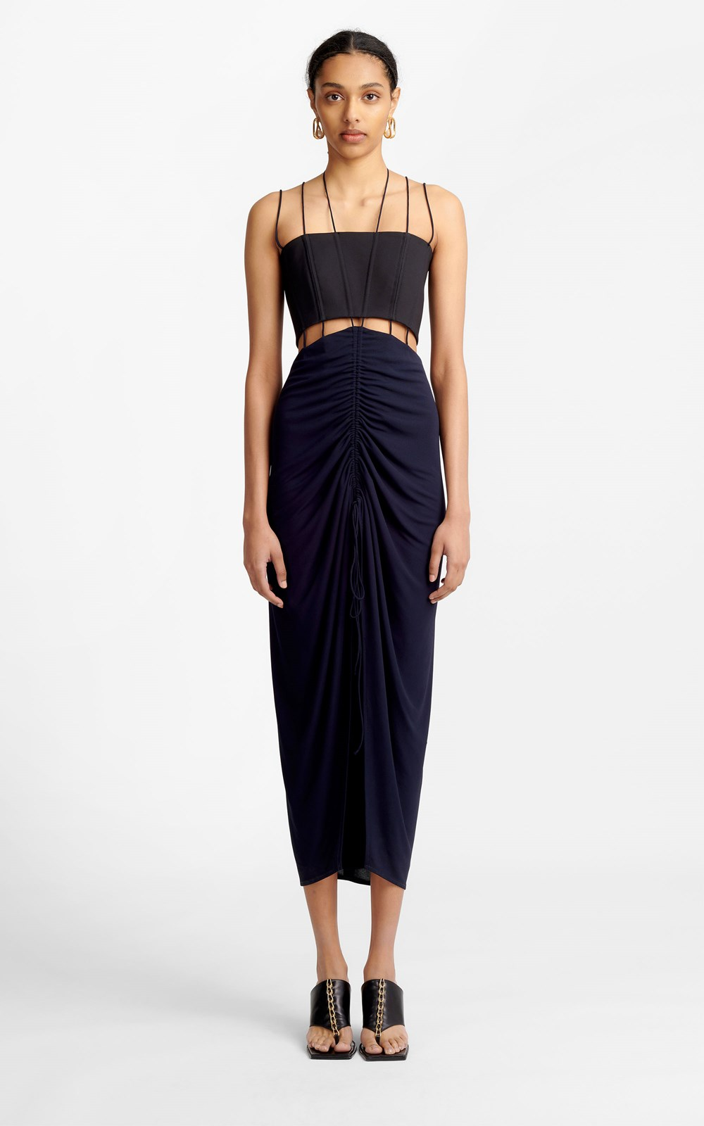 New  | ROULEAU SUSPEND DRESS