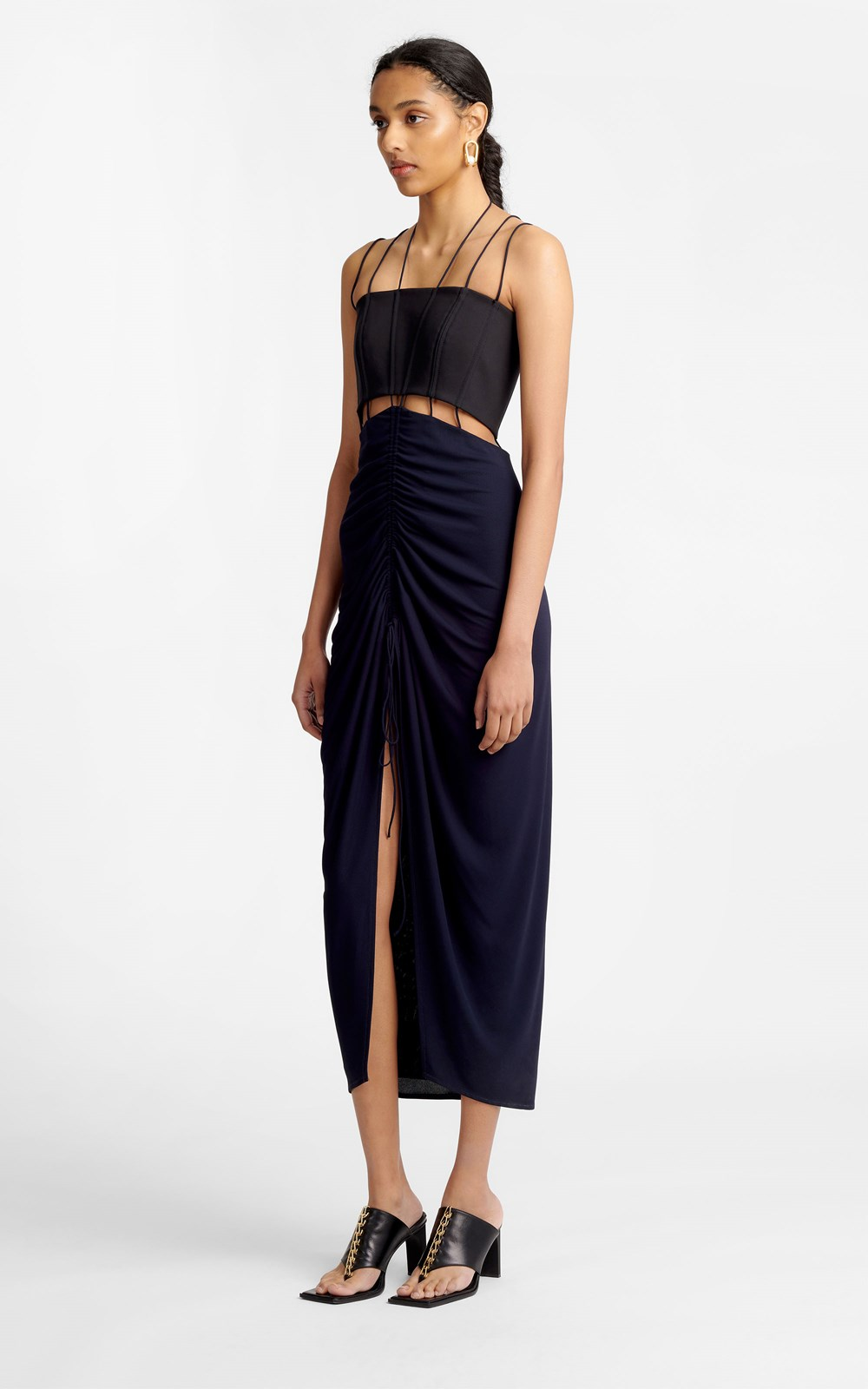 Dresses | ROULEAU SUSPEND DRESS