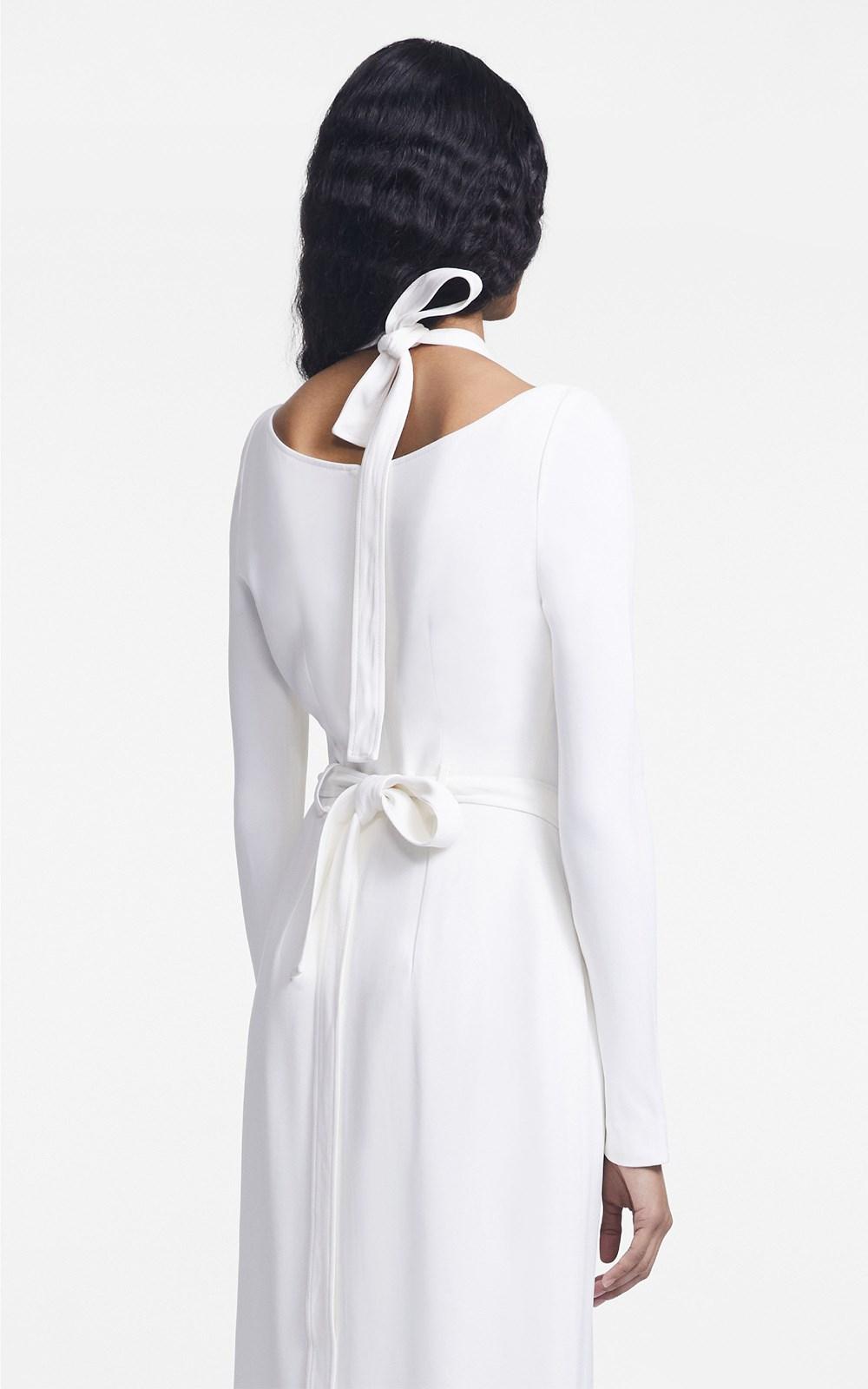 Dresses | DOUBLE LOOP LS DRESS