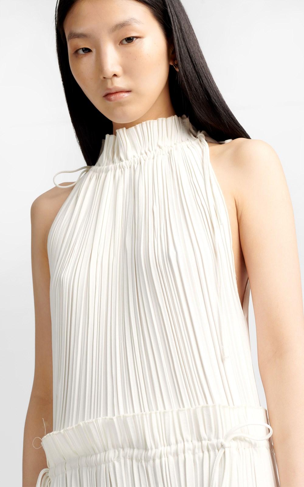Dresses | CHANNEL PLEAT DRESS