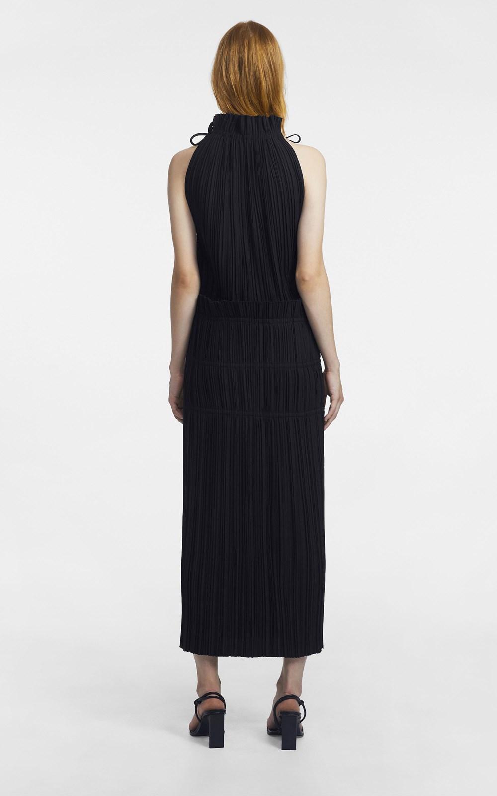 Sale  | CHANNEL PLEAT DRESS