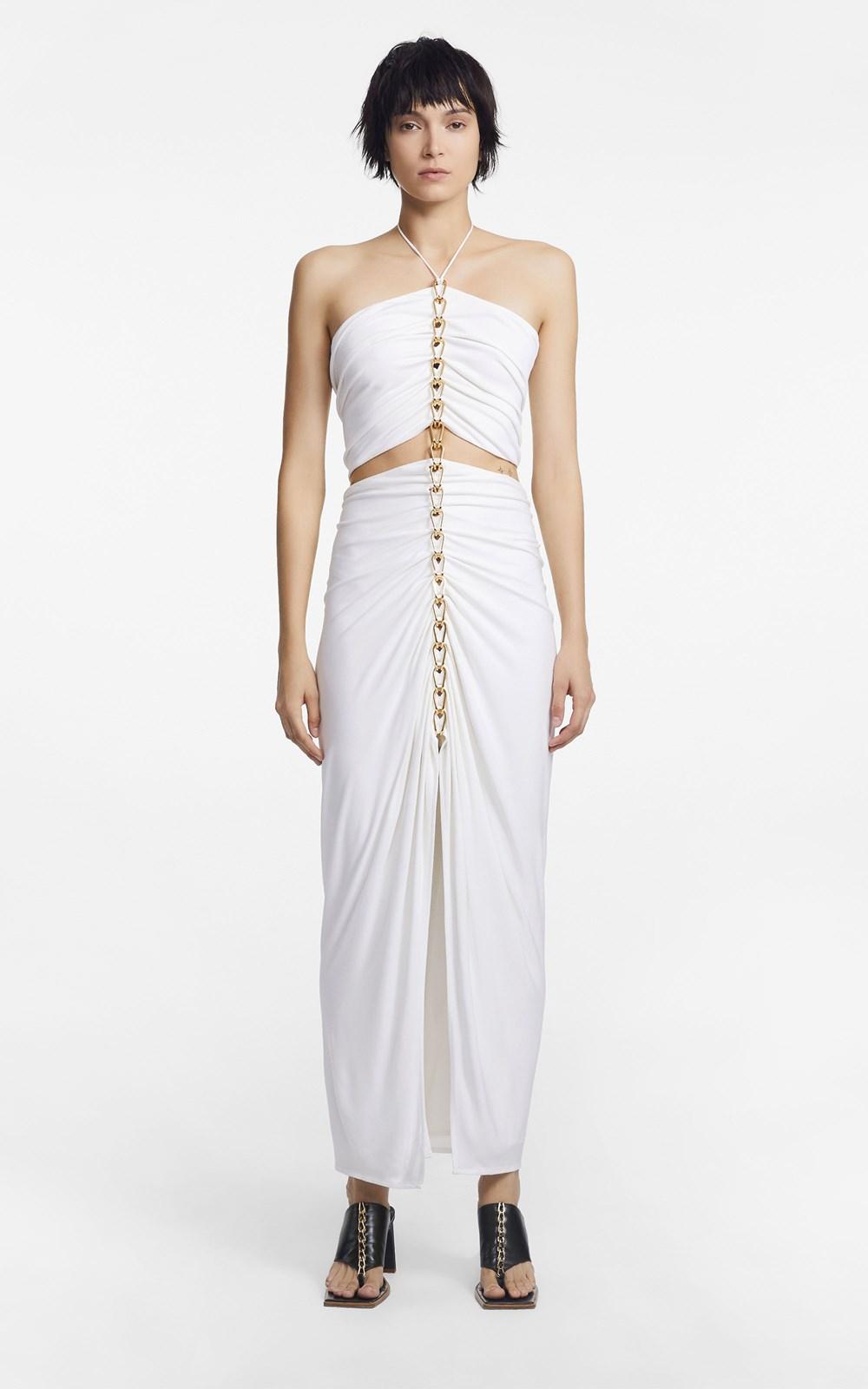 Dresses | CHAIN NECKLACE DRESS