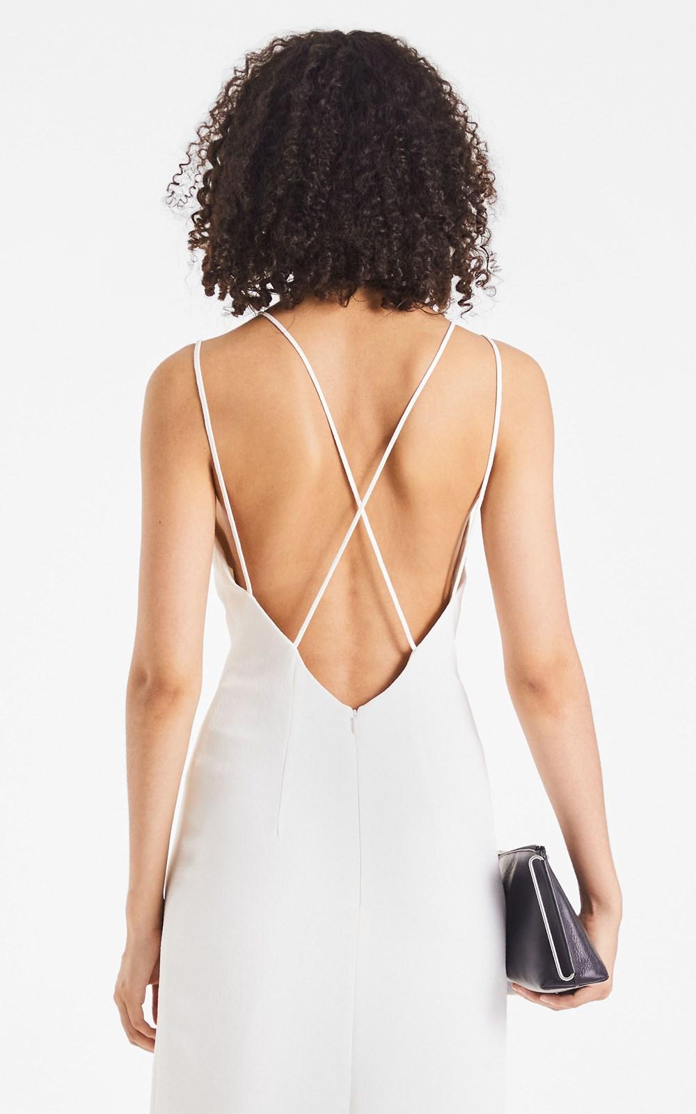 Dresses | WHITEWASH LINK SLIP DRESS