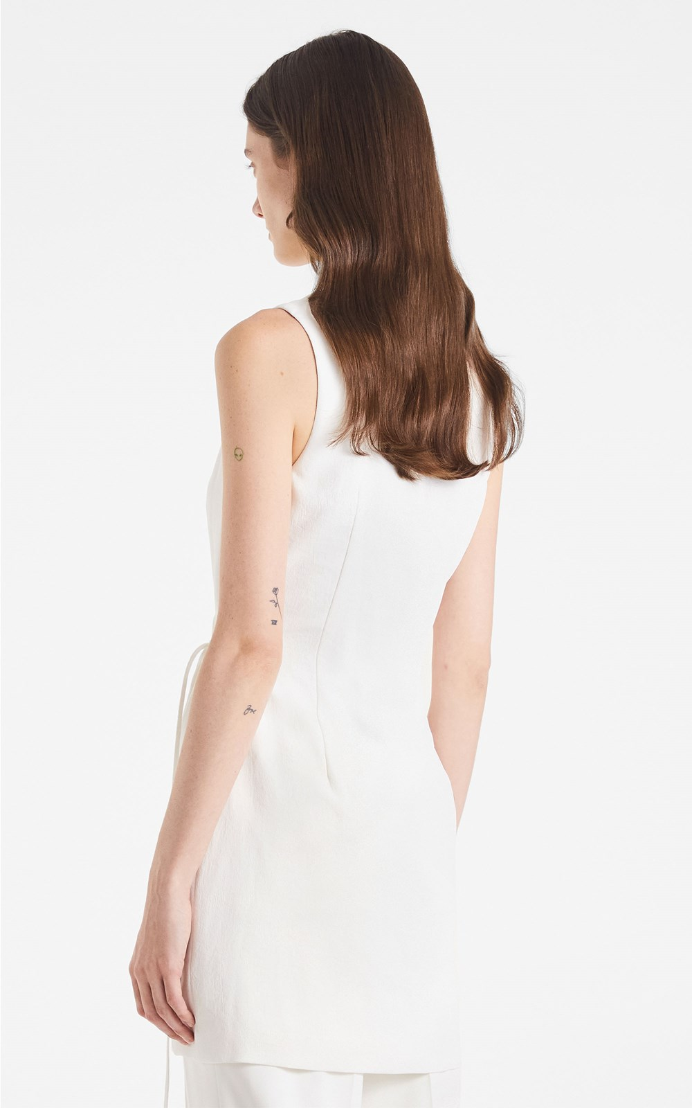 Dresses | WHITEWASH LINK MINI DRESS