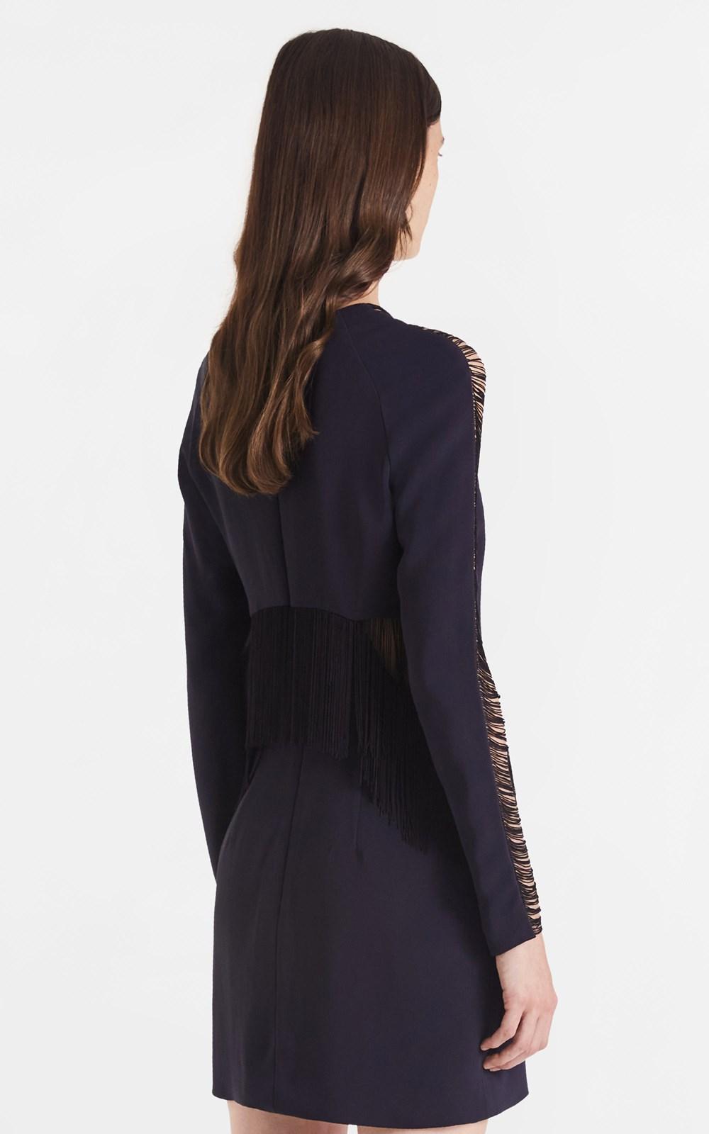 Dresses | FRINGE LOOP MINI DRESS