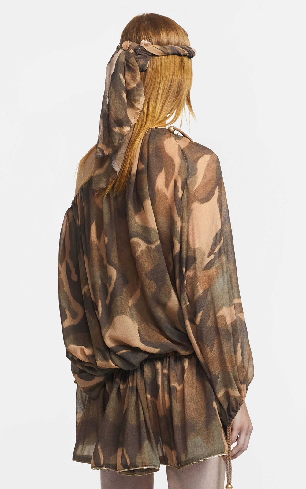 Dresses | CAMO GGT BALLOON DRESS