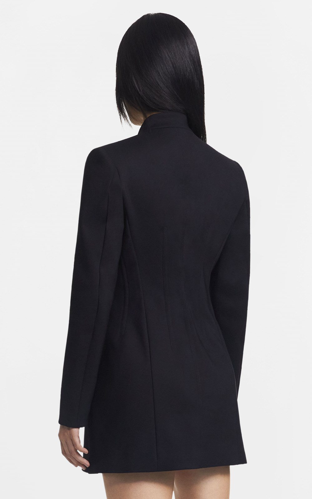 Dresses | ACCORDION PLEAT BLAZER DRESS
