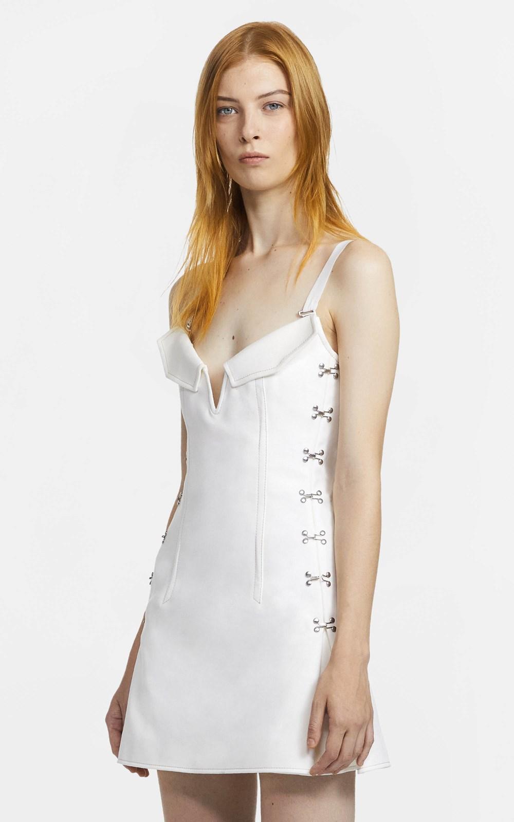 Dresses | ACCORDION PLEAT MINI DRESS
