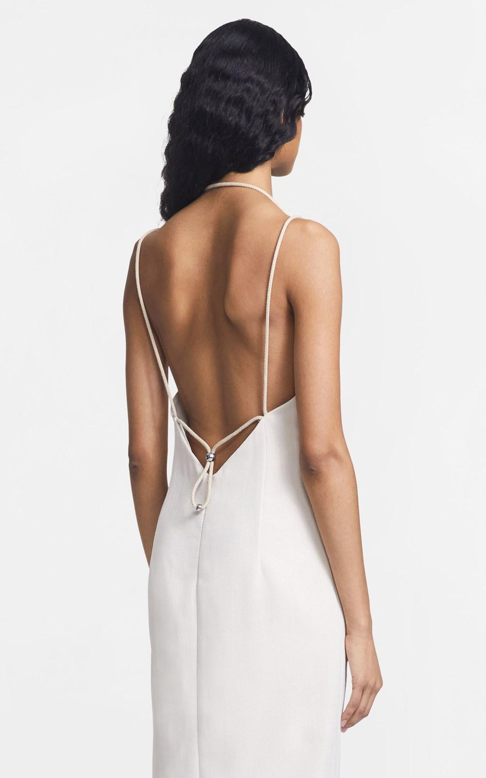 Dresses | MACRAME SLIP DRESS