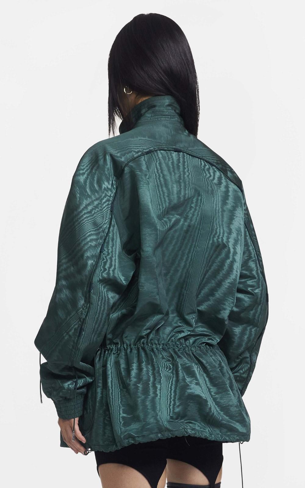 Dresses | WOODGRAIN WINDBREAKER DRESS