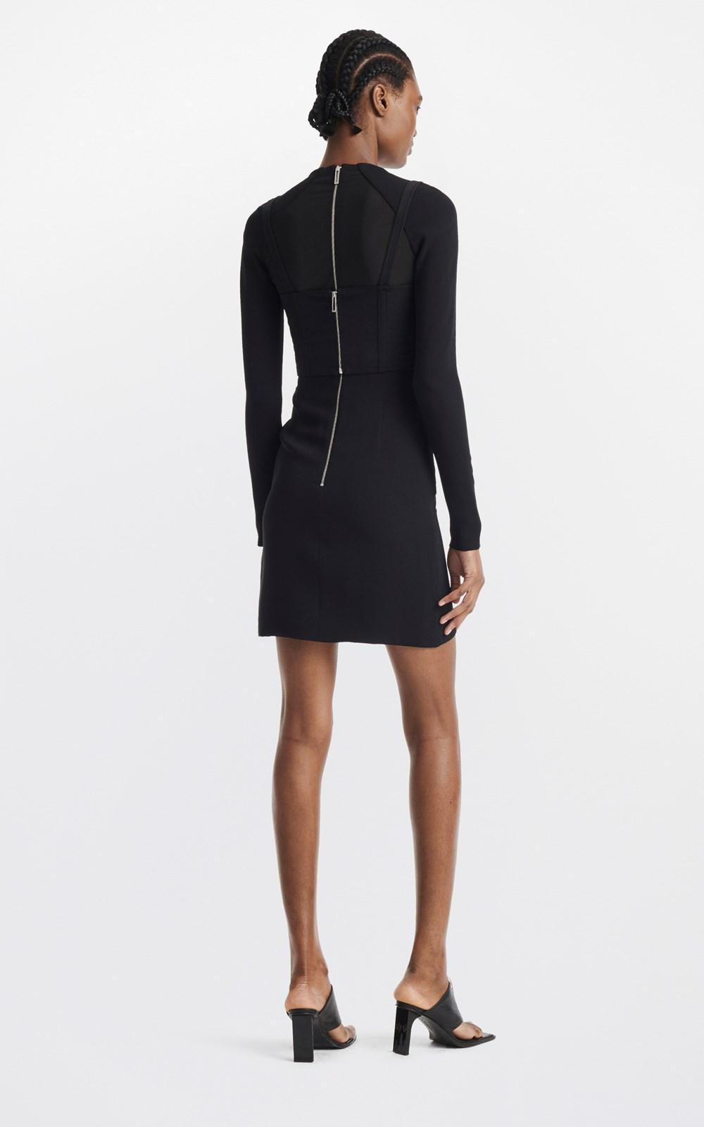 Dresses  | POWERMESH LUNG DRESS