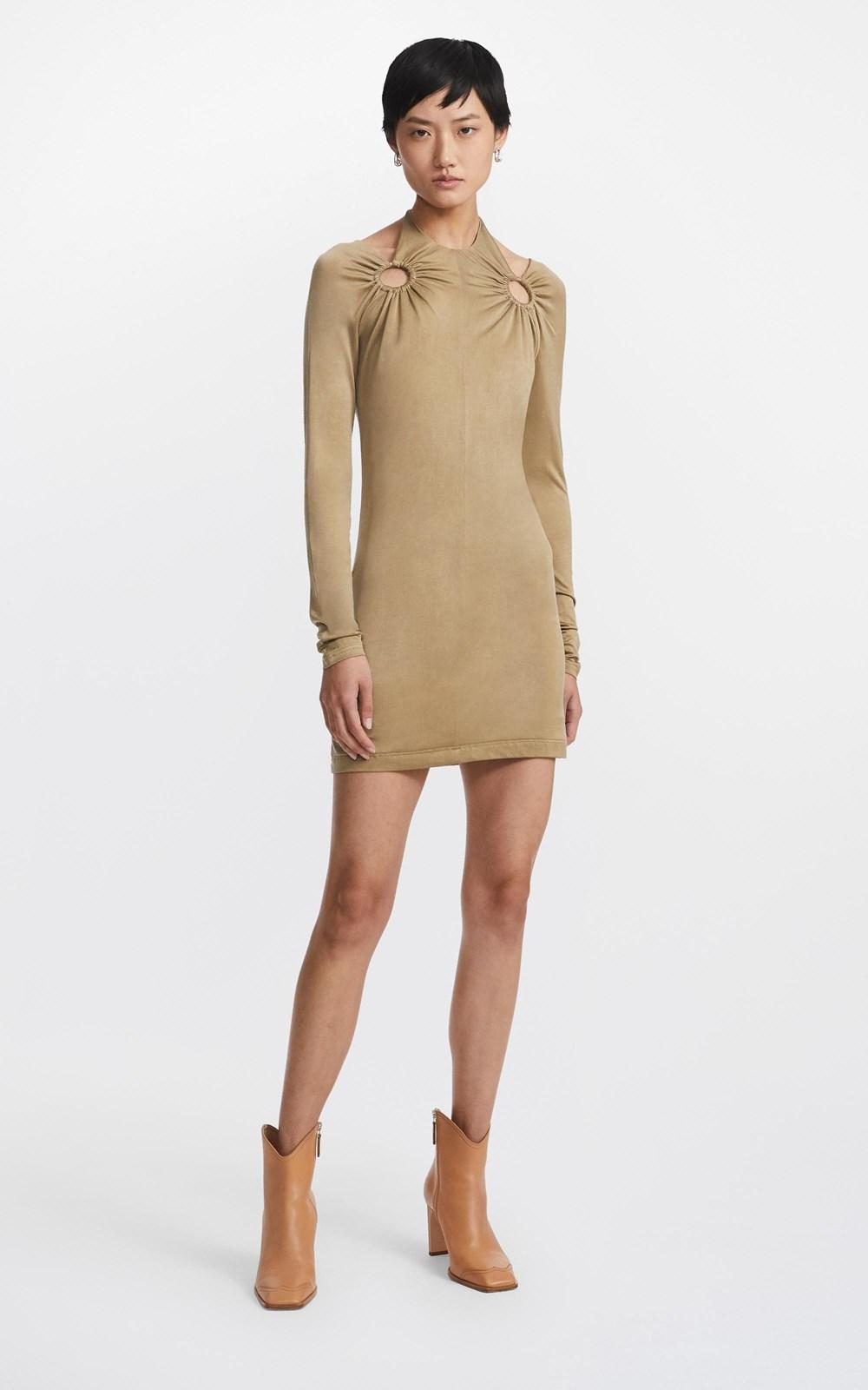 Dresses | HORSE BIT LS MINI DRESS