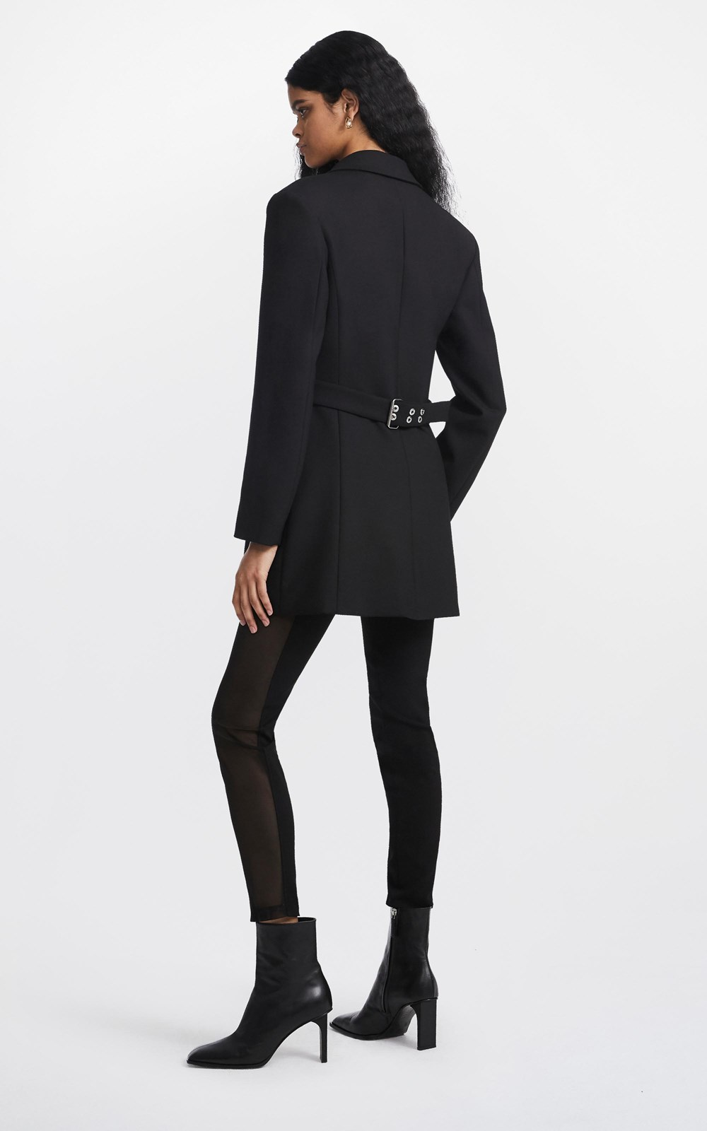 Dresses  | INTERLOCK BLAZER DRESS