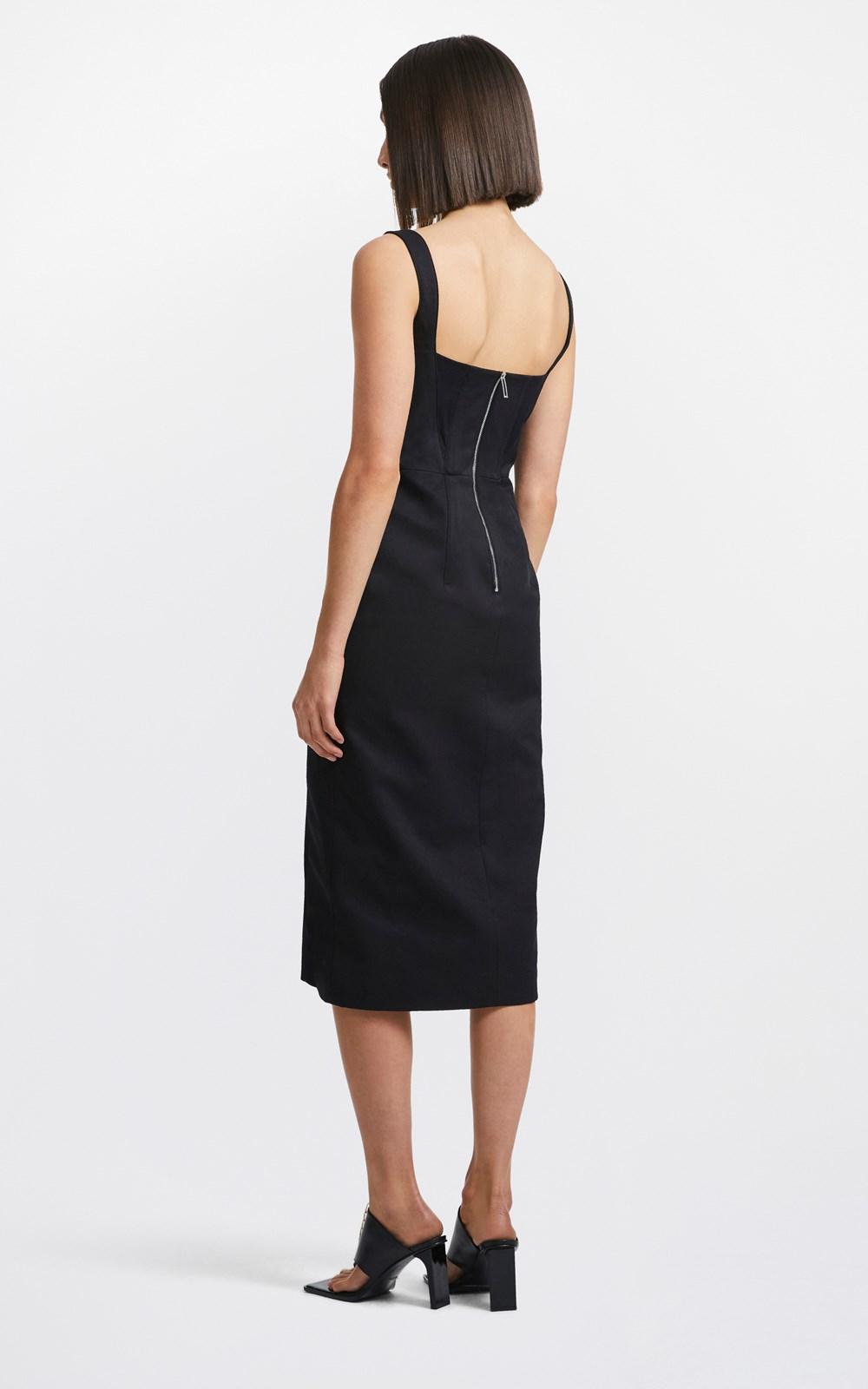New   | FORK FRAME CORSET DRESS
