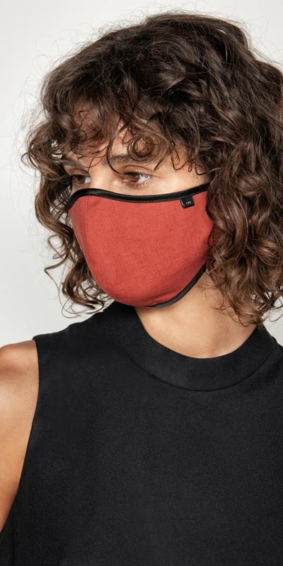 Accessories | Cotton Linen Face Mask