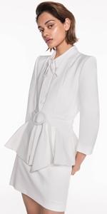 Skirts | White Mini