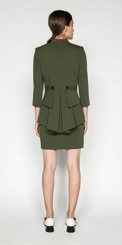 Skirts | Belted Mini Skirt
