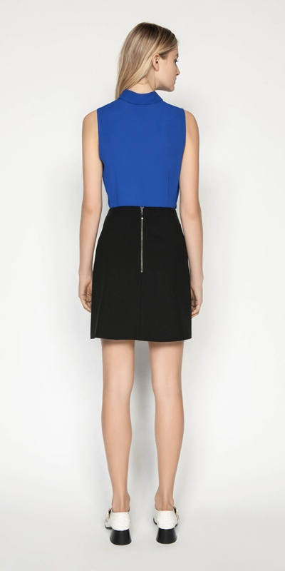 Skirts | Ring Snap A-Line Skirt