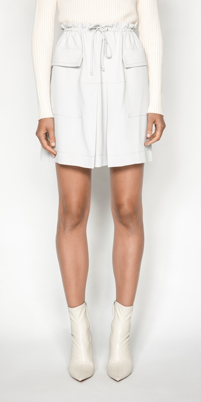 Skirts | Utility Mini Skirt
