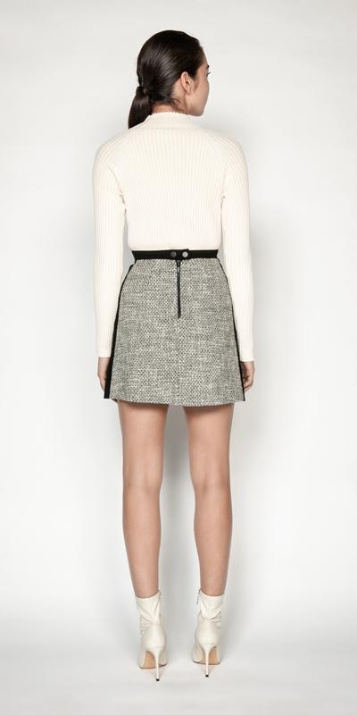 Skirts | Waist Wrap Mini Skirt