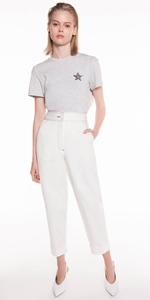 Pants | White Denim Jean