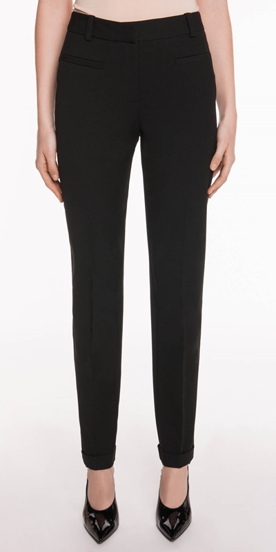 Pants  | Twill Skinny Leg Pant