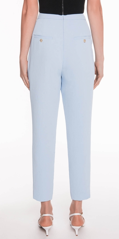 Pants | Soft Twill Crepe Pant