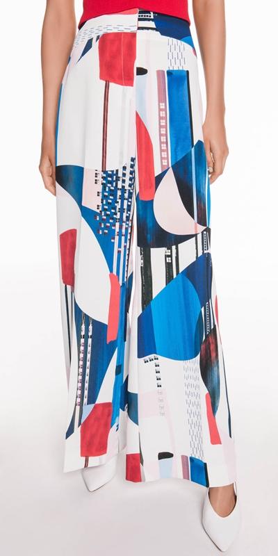 Pants  | Kandinsky Print Pant
