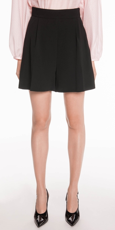 Made in Australia  | High Waist Front Tuck Short