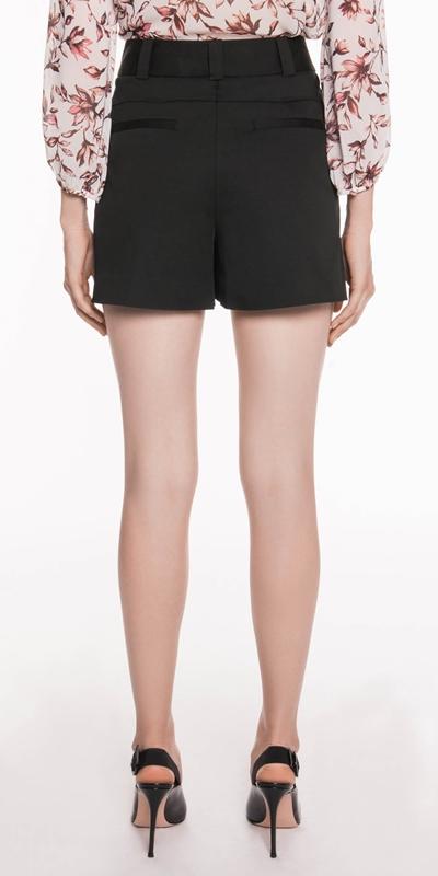Pants | Cotton Twill Shorts