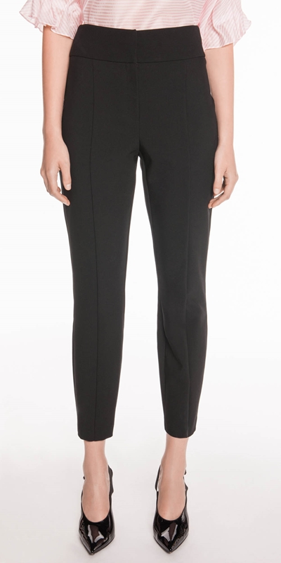 Made in Australia  | High Waist Slim Leg Pant