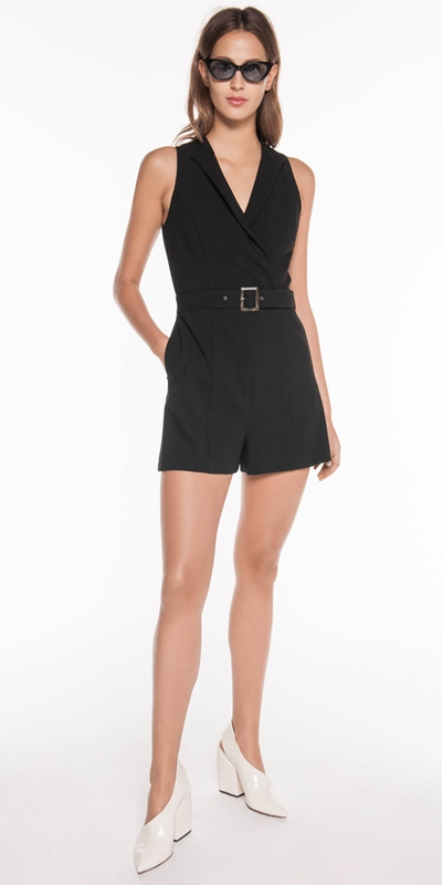 Sale | Belted Playsuit