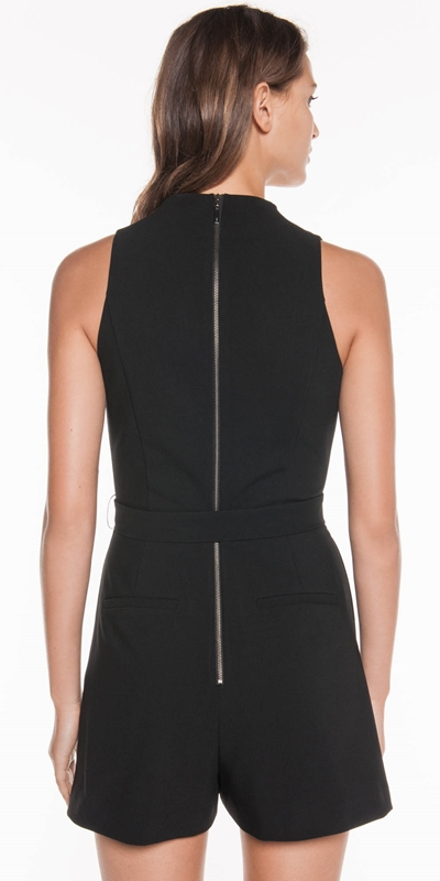 Jumpsuits | Belted Playsuit
