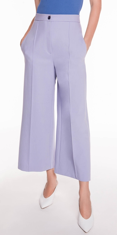 Made in Australia  | Lavender High Waisted Pant