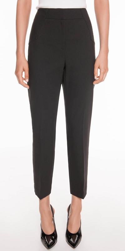 New Arrivals | Cropped Slim Leg Pant