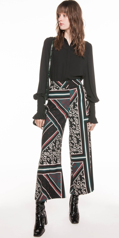 Made in Australia | Scarf Print Pant