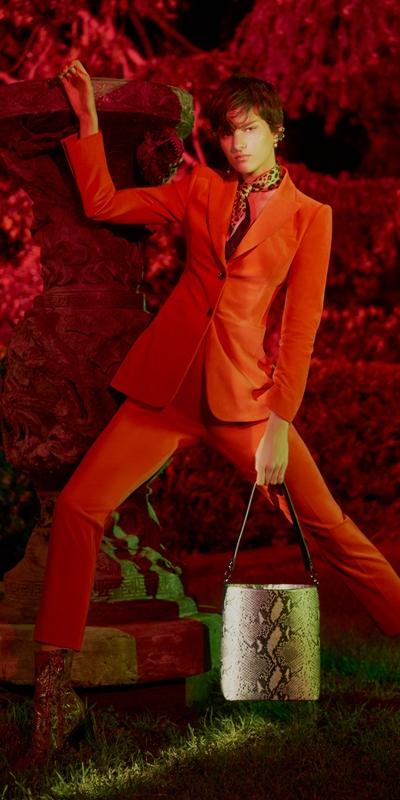 Pants   Mandarin Velveteen Trouser