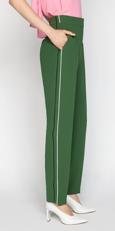 Pants  | Clover Tapered Trouser