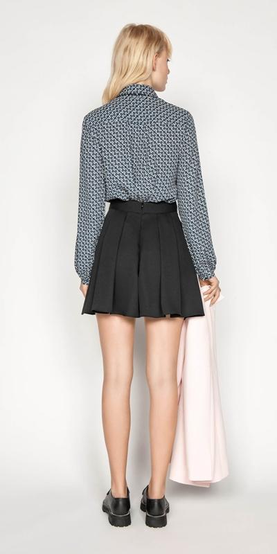 Pants | Tie Waist Shorts