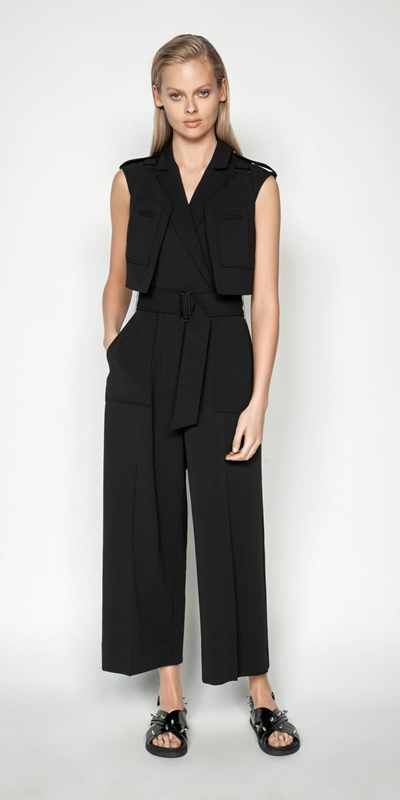 Wear to Work | Utility Jumpsuit