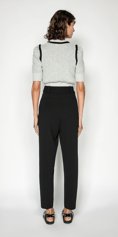 Pants | Tapered Trouser