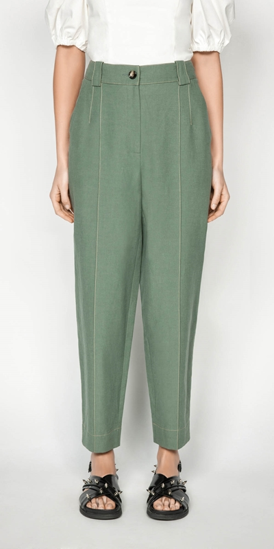 Pants | Cotton Tencel Pant