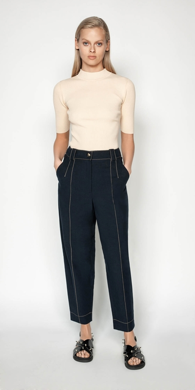 Made in Australia | Cotton Tencel Pant