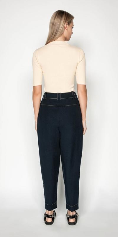Pants | Cotton Tencel Pant
