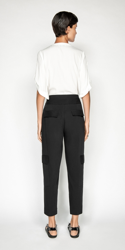 Pants | Tapered Utility Pant